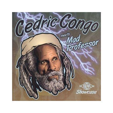 Cedric Myton / Mad Professor - Ariwa Dub Showcase - LP