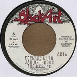 Mystic Eyes / The Upsetters - Forward With Jah Orthodox / Orthodox Dub - 7""