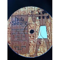 Reality Souljahs / Ras Tuffy Irie - Please Officer - 10""