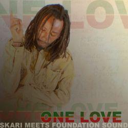 """Skari - One Love - 7"""""""