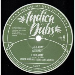 Dan I Locks - Jah Army - 10""