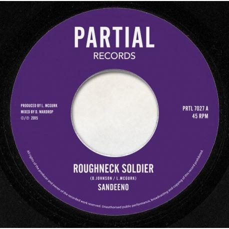 "Sandeeno - Roughneck Soldier - 7"""