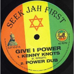 Kenny Knots - Give I Power - 10""