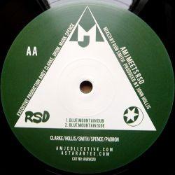 "AMJ / RSD - Heartbeat / Blue Mountain - 12"""