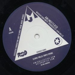 AMJ / RSD - Serious Signs / Second Drop - 10""