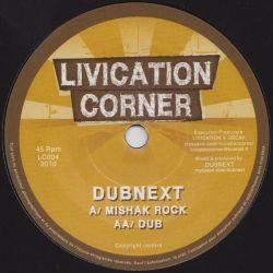 """Dubnext - Mishak Rock - 7"""""""