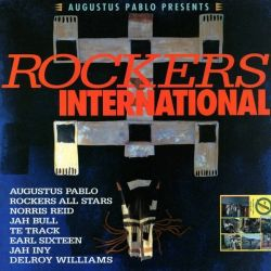 Augustus Pablo - Rockers International - LP