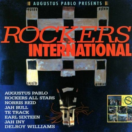 Augustus Pablo - Rockers International - LP