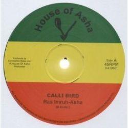 "Ras Imru - Calli Bird  - 10"""
