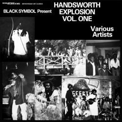 Various - Black Symbol Presents Handsworth Explosion Vol. One - LP
