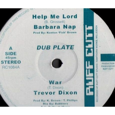 Barbara Nap , Trevor Dixon , Governor Tiggy - Help Me Lord , War , Who The Cap Fit - 10""