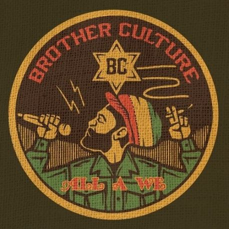 Brother Culture - All A We - LP