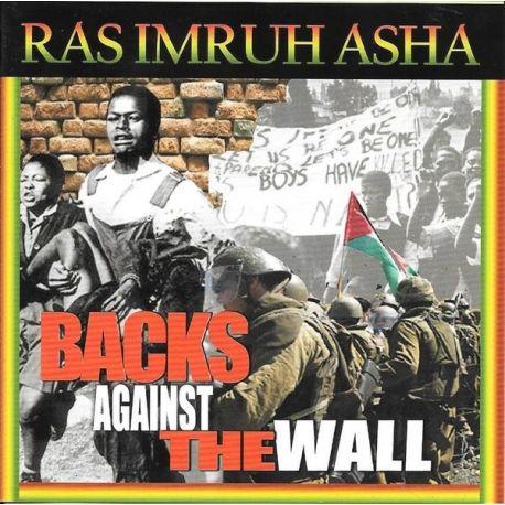 Ras Imru - Backs Against The Wall - LP