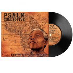 """Macka B / Ras Tewelde / History Man /  - Footsteps of Madiba - 12"""""""