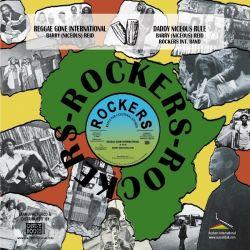 "Barry Reid - Reggae Gone International / Daddy Niceous Rule - 12"""