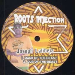 Joseph Lalibela - Mark Of The Beast / Come As You Are - 10""