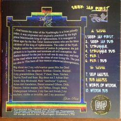 Ghetto Priest - Beyond Flesh - LP