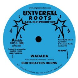 Rasta Indian / Soothsayers - Jah Music / Wadada - 10""