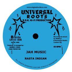 """Rasta Indian / Soothsayers - Jah Music / Wadada - 10"""""""