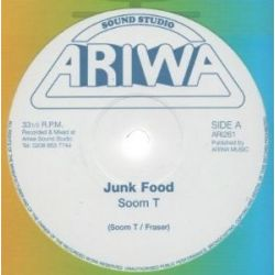MC Soom-T / Mad Professor - Junk Food /  Rebels Gathering  - 12""