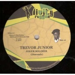 Trevor Junior - Manchester Video / Joker Soldier - 12""