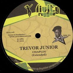 Sugar Minott / Trevor Junior - Strictly Sensi / Chaplin - 12""