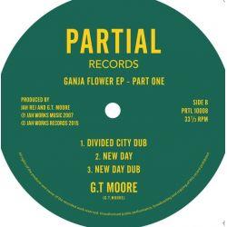 """G.T. Moore - Ganja Flower EP 1 - 10"""""""