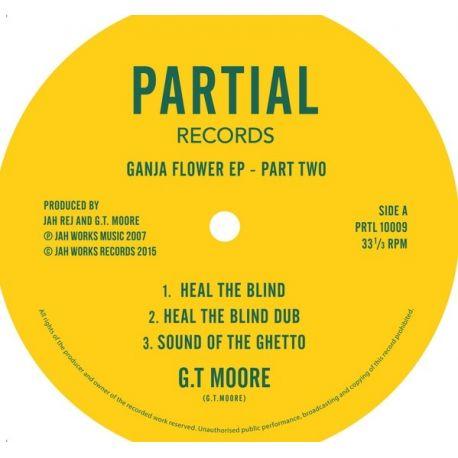 """G.T. Moore - Ganja Flower EP 2 - 10"""""""