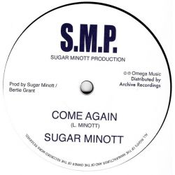 Sugar Minott - Come Again - 12""