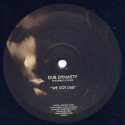 """Dub Dynasty / N'Goni - We Got Jah - 12"""""""