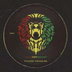 """WhoDemSound - Lazy Dub / Anxious Dub - 10"""""""
