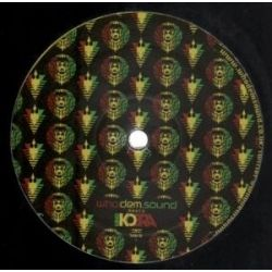 WhoDemSound / King Kobra  - Jah Wise / Ethnical Dub  - 10""