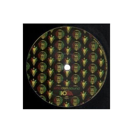 "WhoDemSound / King Kobra  - Jah Wise / Ethnical Dub  - 10"""