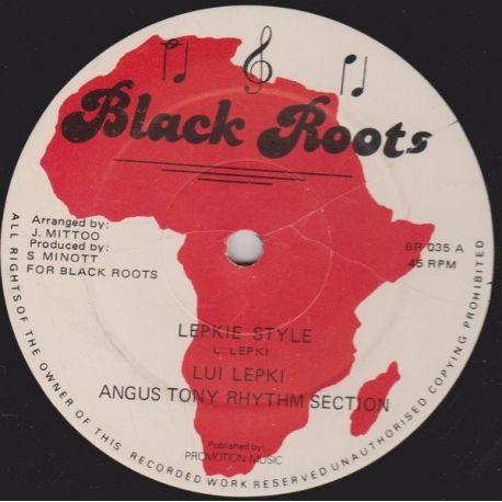 """Louie Lepkie - Lepkie Style - 12"""""""