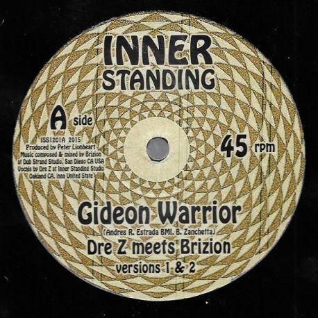 """Dre Z  / Brizion / Joshua Hales - Gideon Warrior / Battlefield - 12"""""""