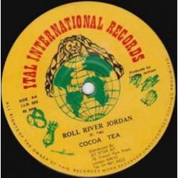 Cocoa Tea - Must Get A Blie / Roll River Jordan - 12""