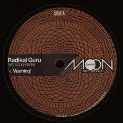 """Radikal Guru / Echo Ranks - Warning! - 12"""""""