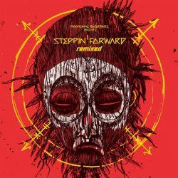 "Various - Steppin' Forward Remixed - 12"""