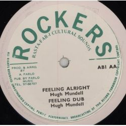 Augustus Pablo / Hugh Mundell - Israel In Harmony / Feeling Alright - 12""