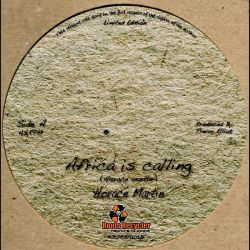 Horace Martin - Africa is Calling / Peeping Tom - 12""