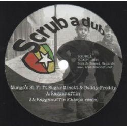 """Mungo's Hi-Fi / Sugar Minott / Daddy Freddy - Raggamuffin - 12"""""""