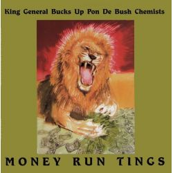 King General / The Bush Chemists - Money Run Tings - LP