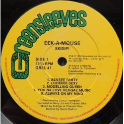Eek-A-Mouse - Skidip! - LP
