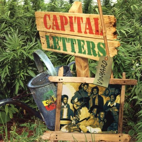 Capital Letters - Vinyard - LP