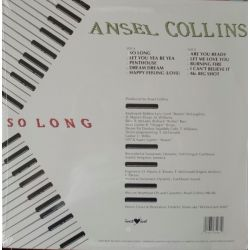 Ansel Collins - So Long - LP