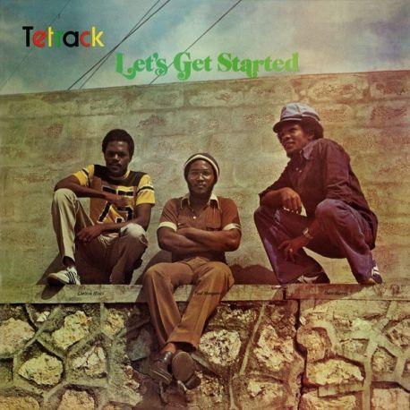 Tetrack - Let's Get Started - LP