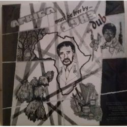 Augustus Pablo - Africa Must Be Free By 1983 (Dub) - LP