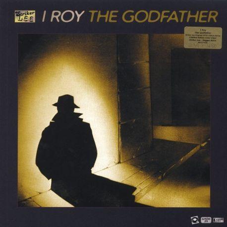 I-Roy - The Godfather - LP