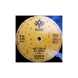 Well Jahdgment / Donovan King Jay - What's Going On / Willie Lynch - 12""