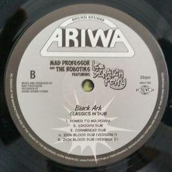 Mad Professor / The Robotiks / Lee Perry - Black Ark Classics in Dub - LP